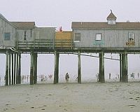 Misty Pier